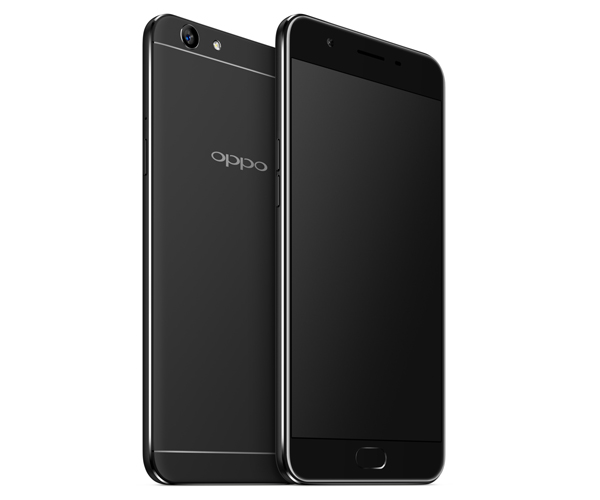 The Oppo F1s is now available in Black!