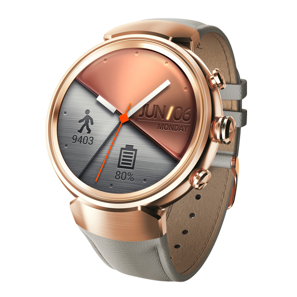 It comes in Rose Gold too. Did we get your attention?