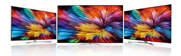 LG's CES 2017 Super UHD TVs are LCD TVs with Nano Cell technology, UHD resolution display, and HDR support.