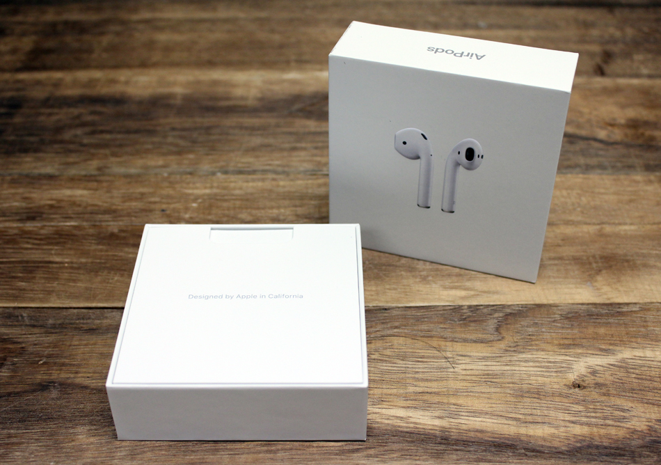 In pictures: Up close with the Apple AirPods ...