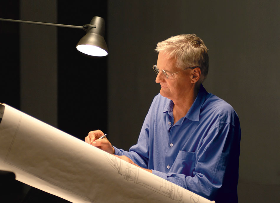 Sir James Dyson. Image credit: Dyson.