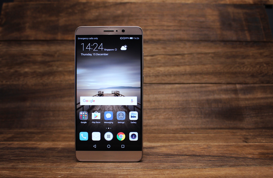 Huawei Mate 9 Review: A smartphone that gets better the more you use