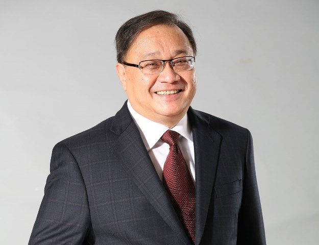 Manny V. Pangilinan, Chairman and CEO of PLDT and Smart