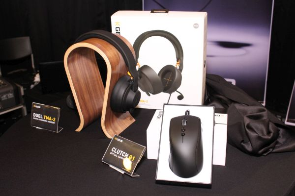 Fractal Design also designs and manufactures gaming peripherals, such as headphones, keyboards, and gaming-grade mice.