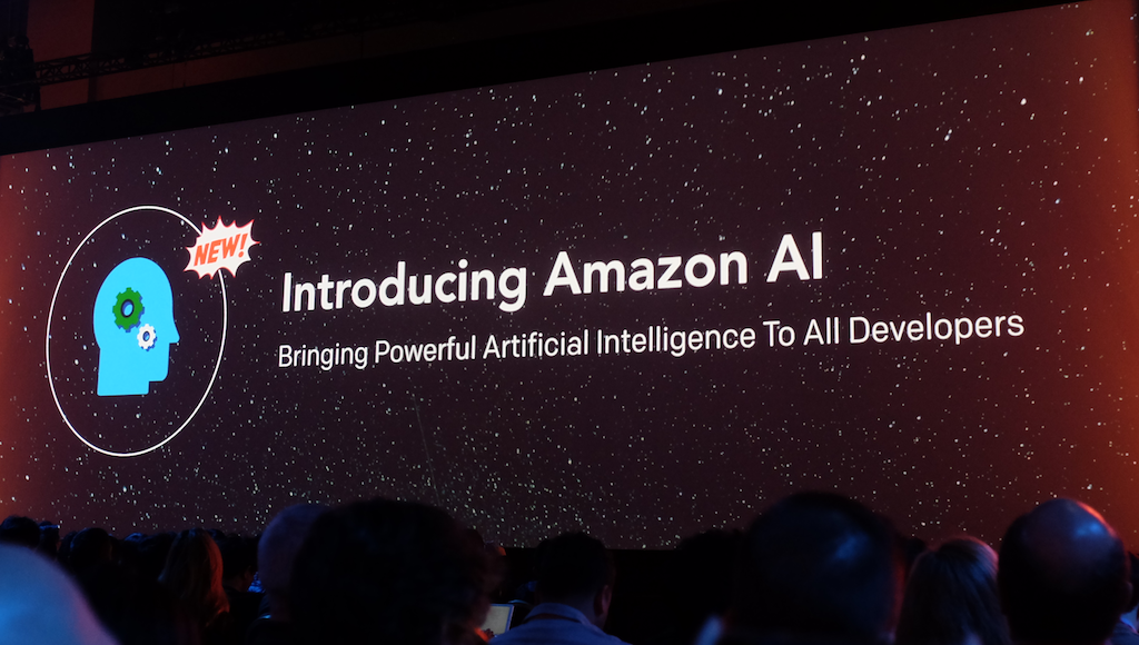 re:Invent 2016: A trio of Amazon AI services - HardwareZone.com.my