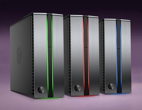 HP Envy Phoenix LEDs