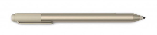 The Surface Pen is now available in gold in select countries. (Image Source: Microsoft)