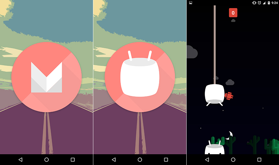 Android 6.0 Flappy Droid