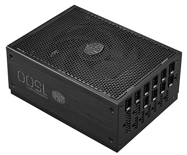 The Cooler Master MasterWatt Maker 1500. (Image source: Cooler Master)
