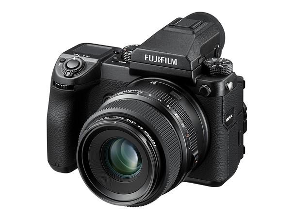 Fujifilm's medium-format GFX 50S pricing and availability