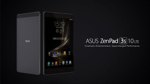 ASUS ZenPad 3S 10 LTE now available in Malaysia