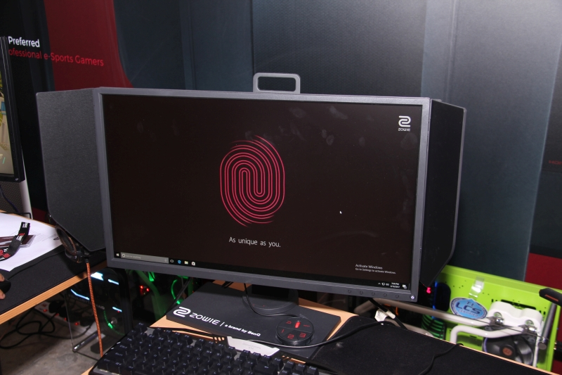 BenQ ZOWIE announces the 240Hz XL2540 gaming monitor
