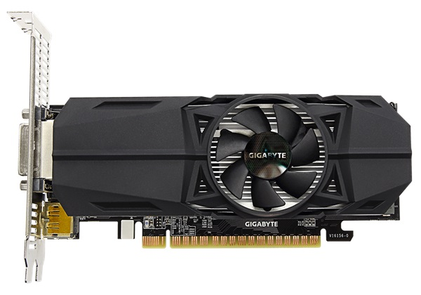 Gigabyte releases low-profile NVIDIA GeForce GTX 1050 and GTX 1050