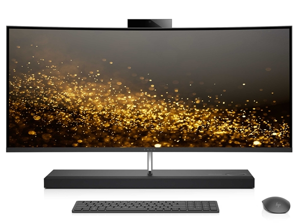 HP Envy Curved All-in-One 34 (Image source: HP Inc.)