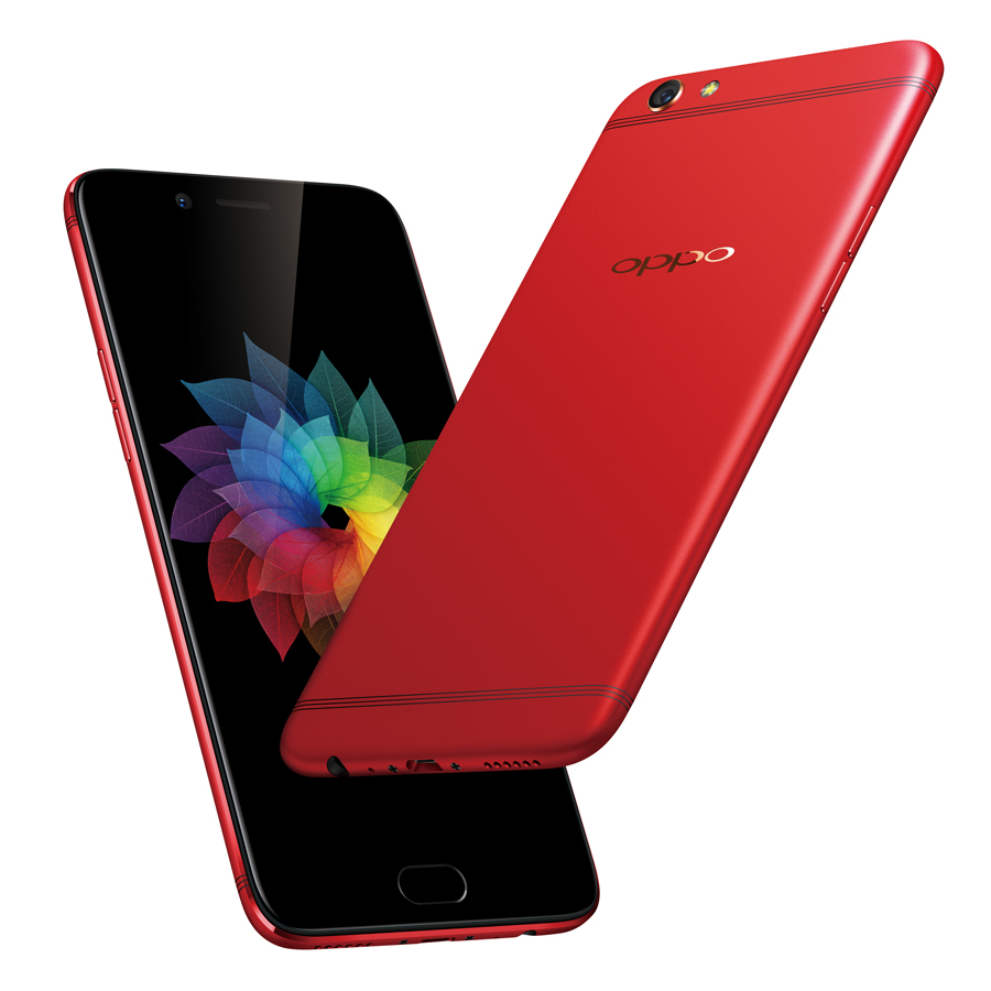 Oppo R9s Red Special Edition - because why not?