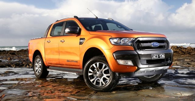 Ford Ranger (Image source: Car Advice)