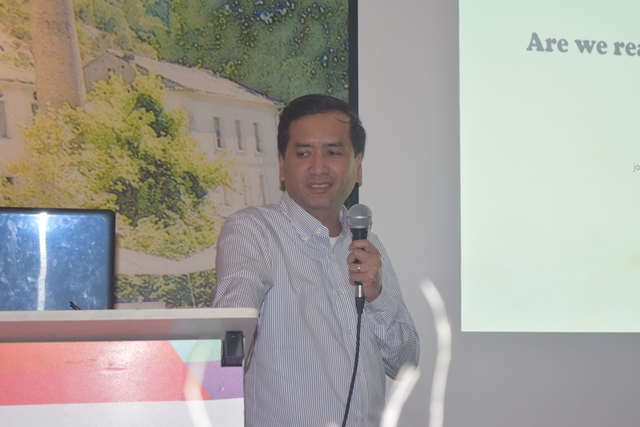 Is the Philippines Ready for Cloud Computing?; Mr. Joseph Reyes, AVP for Enterprise Division, WSI