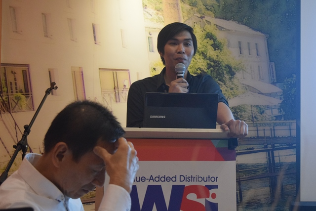 Unify - OpenScape Mobile; Mr. Benjamin Flores, Sr. Pre-Sales Engineer, WSI