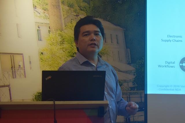 Veritas Journey on Enterprise Data Management; Mr. Patrick Kuah, Veritas Professional Services Lead