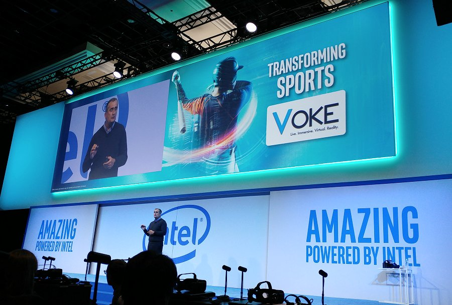 Intel plans to bring VOKE VR to Oculus Rift later this year and will be among the first technology providers to enable live sporting experience on multiple VR devices.