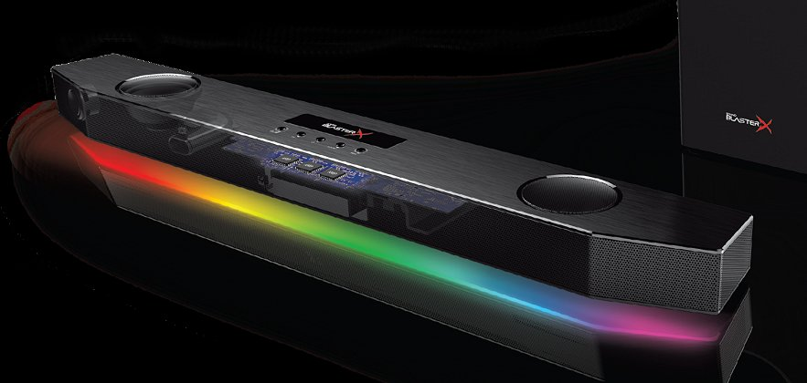 Audio Engineering : Hands-on: Creative's Sound BlasterX Katana slices the competition and then ...