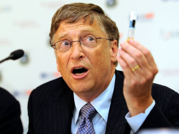 The Bill and Melinda Gates Foundation promises to work with world health authorities to prevent possible pandemic cases. <br> Image source: Business Insider Malaysia