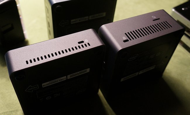 The 35mm and 51mm height differences for certain NUC models.