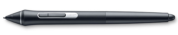 The included Pro Pen 2 Wacom's most sensitive stylus yet.