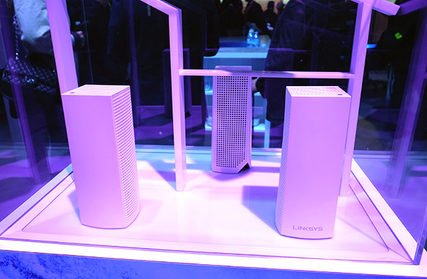 The Linksys Velop.