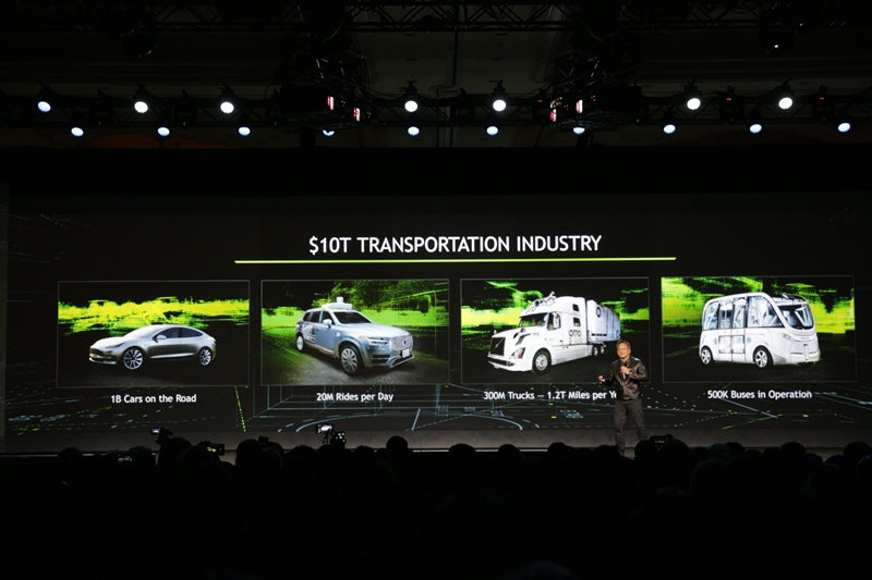 nvidia, audi, ces 2017, jen-hsun huang, scott keogh, nvidia drive px, artificial intelligence, ai co-pilot, audi q7, nvidia pilotnet, nvidia driveworks, nvidia xavier