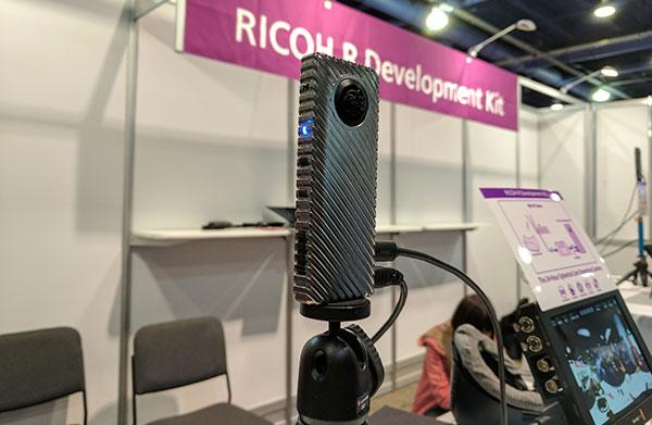 Ricoh R Development Kit.