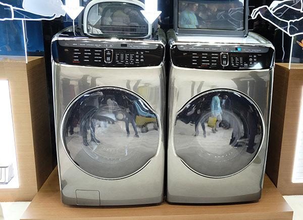 Samsung Put Two Laundry Machines Inside Its Flexwash And Flexdry Machines Hardwarezone Com Sg