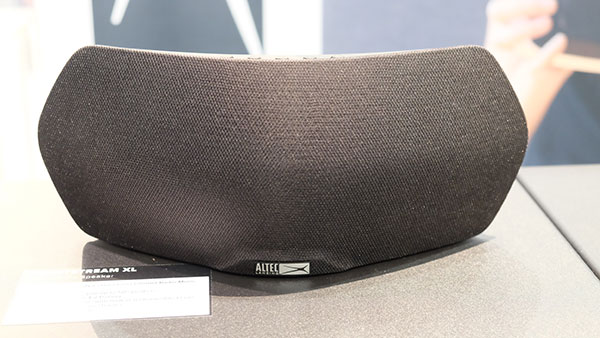 The SmartStream XL is the only one of the lot to feature a subwoofer.