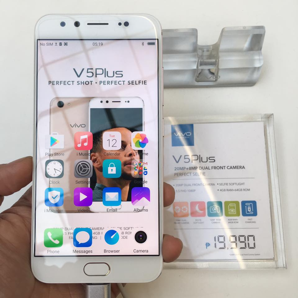oppo f1s, vivo v5 plus, selfie expert, perfect selfie, qualcomm snapdragon 625, funtouch, android 6.0 marshmallow, stephen curry