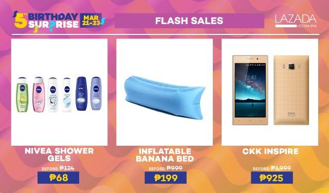 Fierce Flash Sales