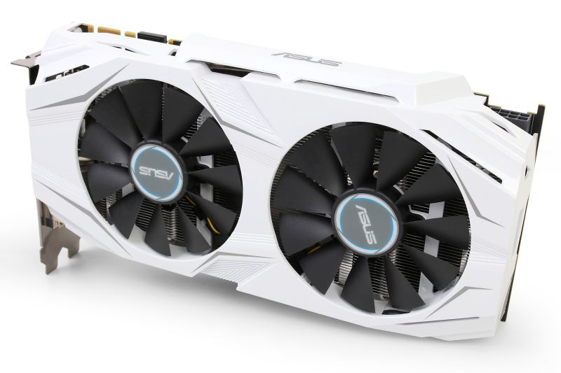 ASUS Dual GeForce GTX 1070 OC Edition: A card on the fence