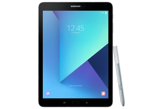 mwc 2017, samsung, galaxy tab s3, tablet, android 7.0 nougat, super amoled, akg, harman, vulkan api, pogo keyboards, wacom, s pen, staedtler, noris, samsung flow, qualcomm, snapdragon 820