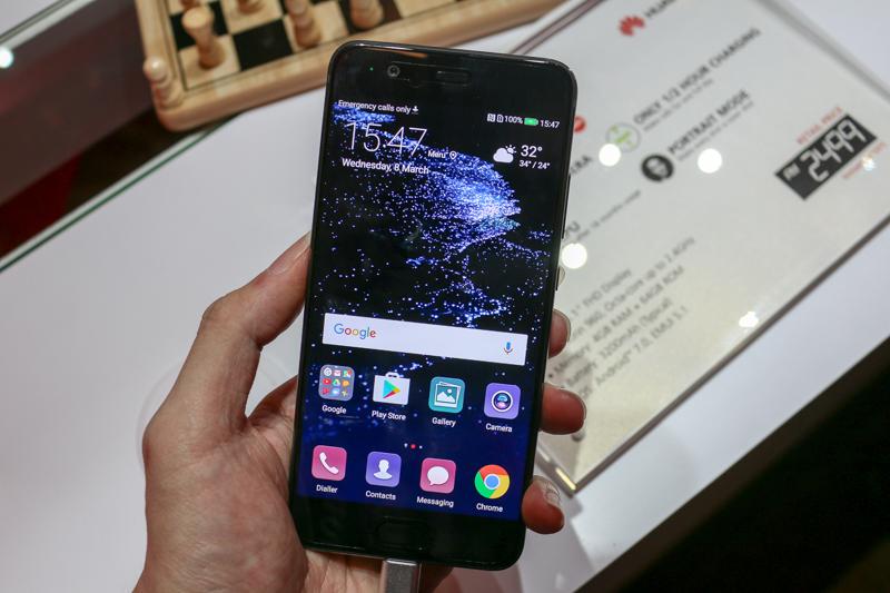 The Huawei P10