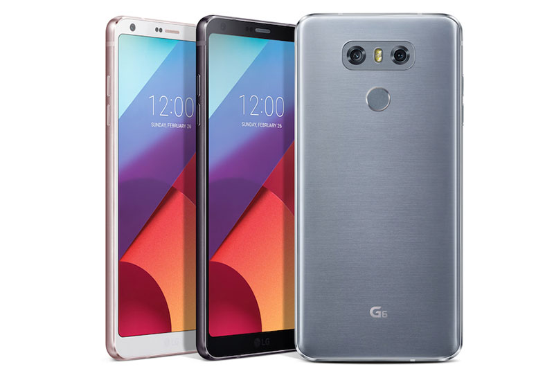 LG G6 will launch in Korea on 10 March with a premium ...