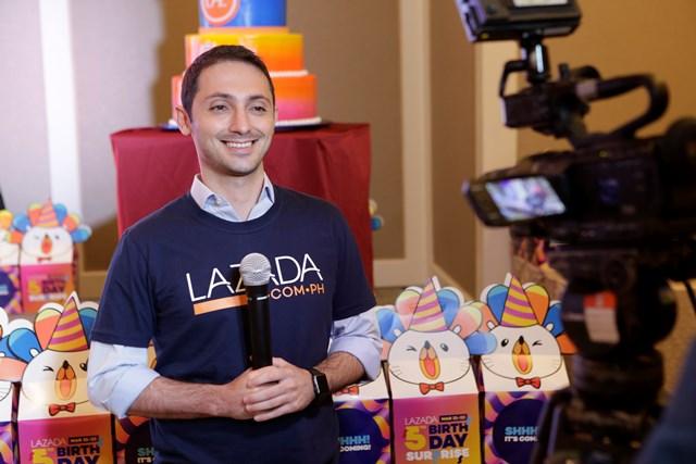 Lazada CEO Inanc Balci