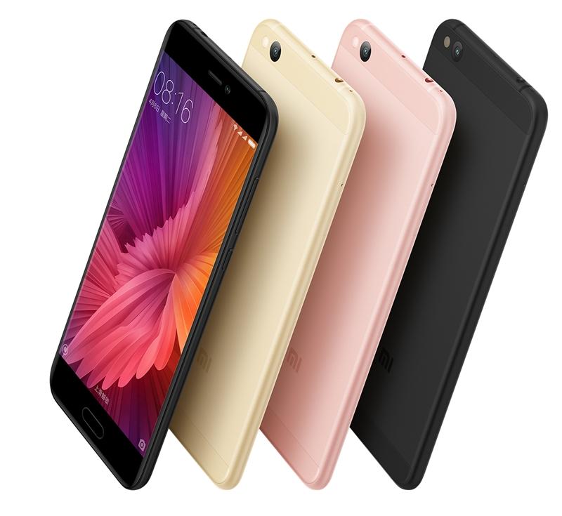 Xiaomi Mi 5c. (Image source: Xiaomi)