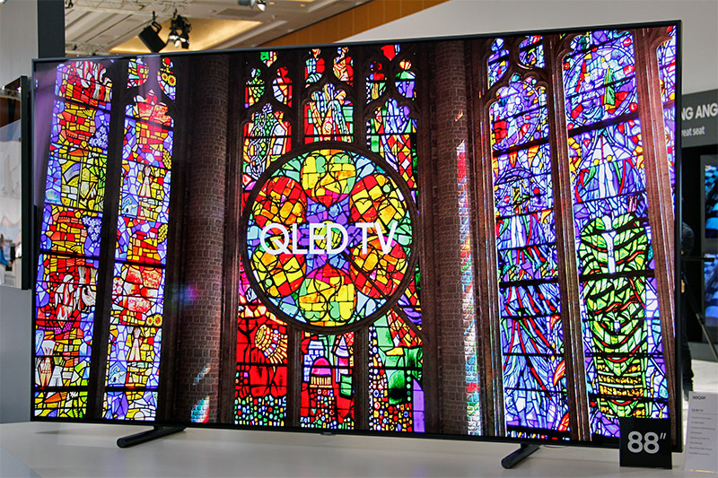 Samsung has introduced its QLED TVs to the ASEAN market at the company's Southeast Asia and Oceania 2017 Forum held in Singapore.