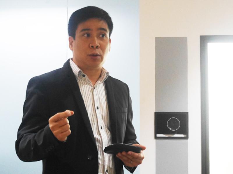 JP Palpallatoc, Accenture Digital Lead in the Philippines