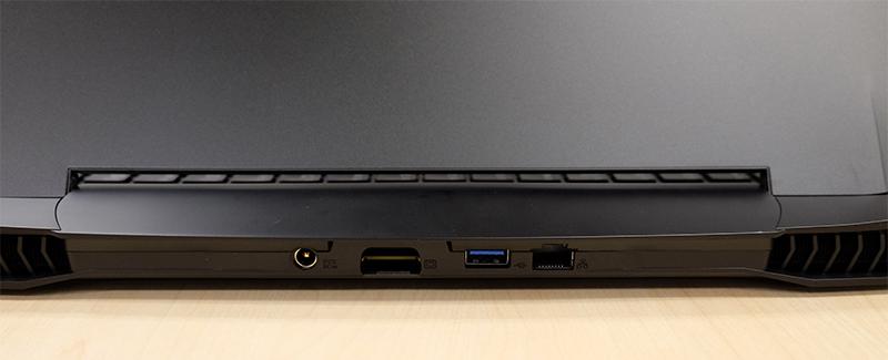 Aorus X5 v6 ports