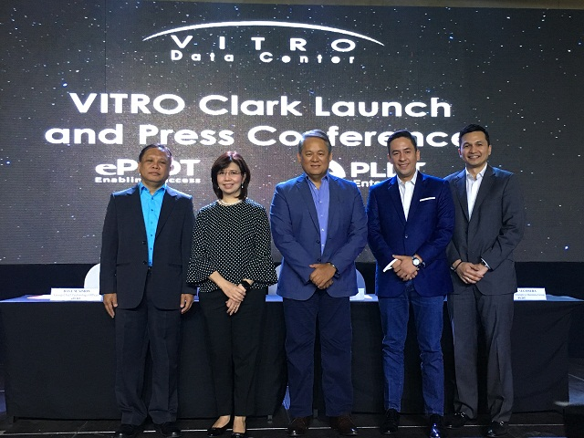 clark, data center, enterprises, epldt, pampanga, vitro