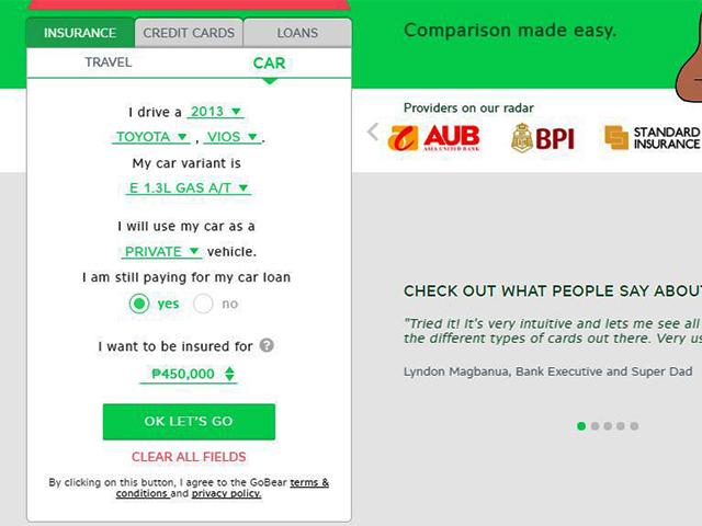 Third Party Car Insurance Quotes Comparison