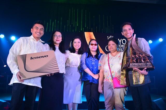 14th ten accomplished youth organizations, go2, lenovo, tayo awards, virtualahan