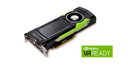 The NVIDIA Quadro GP100 graphics card. (Image source: NVIDIA)