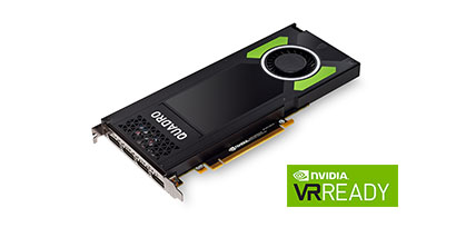 The NVIDIA Quadro P4000. (Image source: NVIDIA)