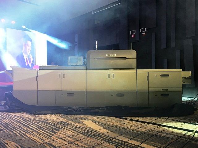 ricoh, ricoh pro c9100, laser printer, large-format printer, eric sulit